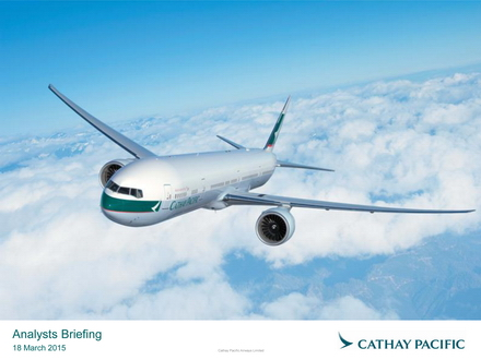 james barrington cathay pacific